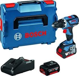 Bosch Professional GSR 18V-60 C Akku-Bohrschrauber inkl. L-Boxx + 2 Akkus 5.0Ah (06019G1100)