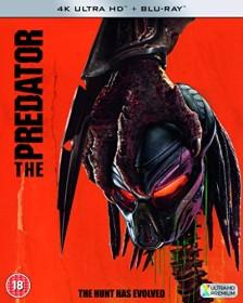 The Predator (4K Ultra HD) (UK)