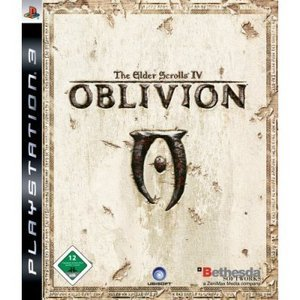 Elder Scrolls 4: Oblivion (deutsch) (PS3)