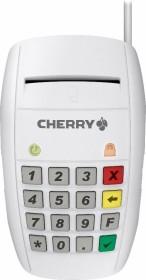 Cherry SmartTerminal ST-2100 Single-Slot-Cardreader, USB-A 2.0 [Stecker] (ST-2100UG)