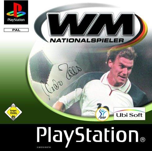 WM Nationalspieler (PS1) -- via Amazon Partnerprogramm