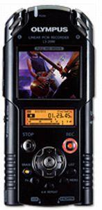 Olympus LS-20M digital voice recorder