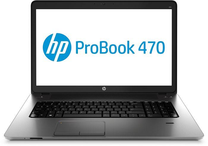 HP ProBook 470 G1, Core i5-4200M, 4GB RAM, 500GB HDD (E9Y75EA)