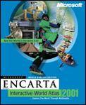 Microsoft: Encarta Weltatlas 2001 (PC) (219-00302)