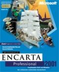 Microsoft Encarta encyclopedia Professional 2001 (German) (PC) (844-00206)