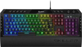 Sharkoon Skiller SGK5, LEDs RGB, USB, DE