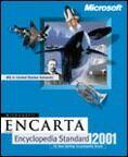 Microsoft: Encarta encyklopedia 2001 Plus - aktualizacja (niemiecki) (PC) (450-00221)