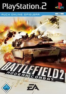 Battlefield 2: Modern Combat (niemiecki) (PS2)