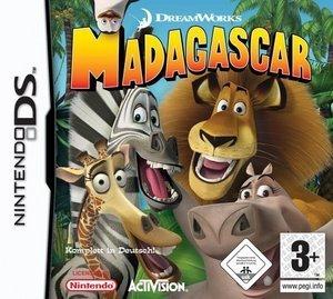 Madagascar (deutsch) (DS)