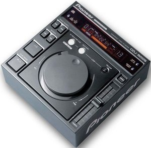 Pioneer CDJ-500 CD turntable