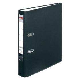 Herlitz maX.file protect Ordner A4, 5cm, schwarz (5450804)