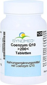 Synomed Coenzym Q10 >200< Tabletten, 120 Stück