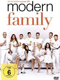 Modern Family Season 10 (DVD)