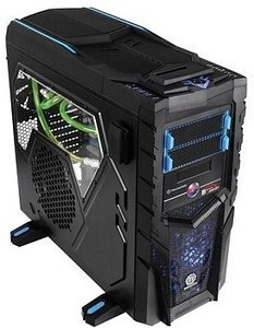 Thermaltake Chaser MK-I LCS black with side panel window (VN30031W2N)