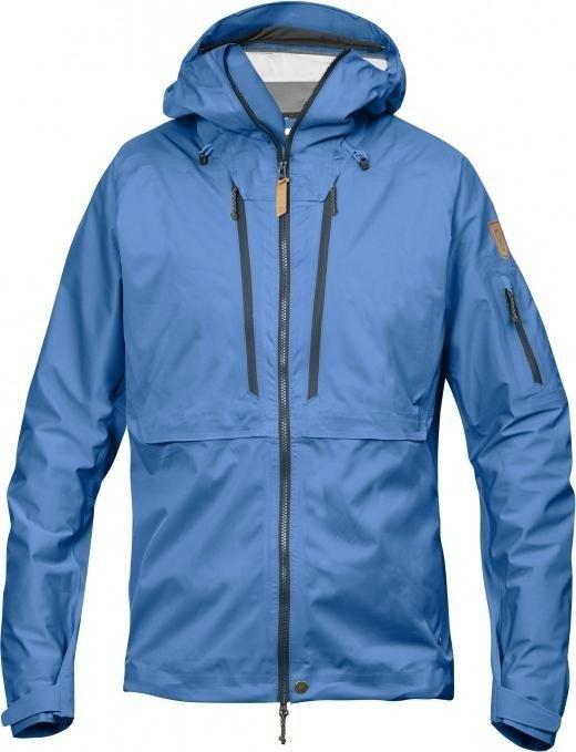Fjällräven Keb Eco-Shell Jacke un blue (Herren) (F82411-525)