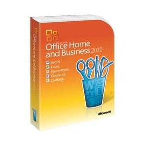 Microsoft: Office 2010 Home and Business, PKC (deutsch) (PC) (T5D-00299)