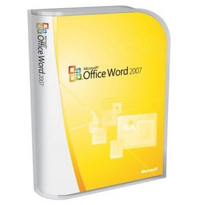 Microsoft: Word 2007 (German) (PC) (059-05472)