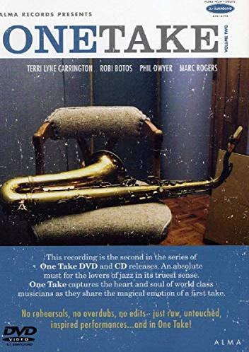 Jazz One Take Vol. 2 - Carrington/Dwyer/Botos/Rogers -- via Amazon Partnerprogramm