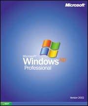 Microsoft Windows XP Professional Edition (angielski) (PC) (E85-02667)