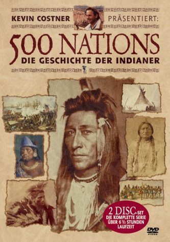 500 Nations - Die Geschichte der Indianer -- via Amazon Partnerprogramm