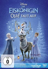 Die Eiskönigin - Olaf taut auf (DVD)
