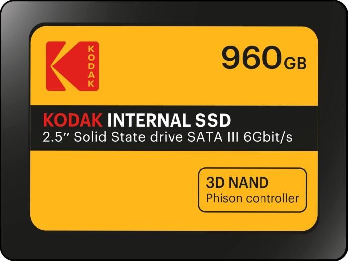 Kodak Internal SSD X150 960GB, SATA (EKSSD960GX150K)
