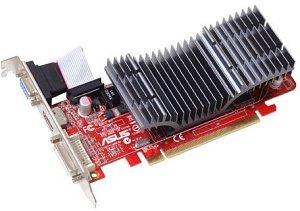 ASUS EAH4350 SILENT/DI/512MD2(LP), Radeon HD 4350, 512MB DDR2, VGA, DVI, HDMI (90-C1CH10-J0UAN00Z)