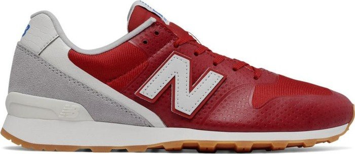 buy popular 56e6e c3fd5 New Balance 996 Modernized red/white (ladies) (WR996WC) from £ 54.12