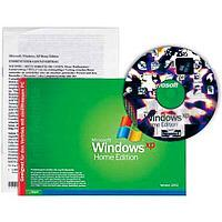 Microsoft: Windows XP Home Edition DSP/SB, 1-pack (German) (PC) (N09-01193)