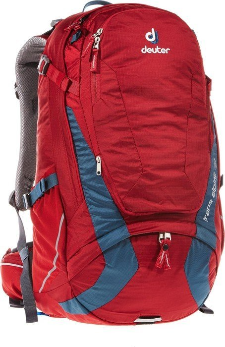 163bf8a7fd Deuter Trans Alpine 30 cranberry/arctic (3205217-5321) starting from ...