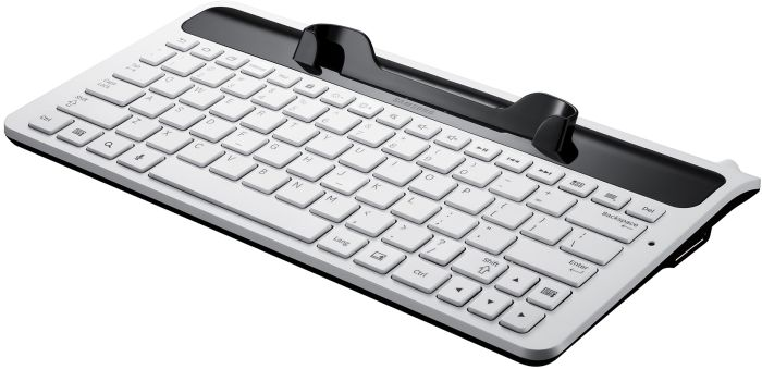 Samsung ECR-K12UWEGXEU Galaxy Tab 7.0 Plus KeyboardDock, UK