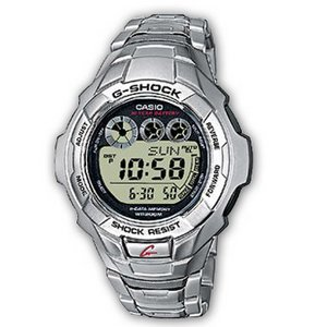 Casio G-Shock G-7100D-1VER Steely Fellow