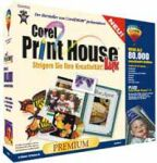 Corel: Print House Magic 4.0 Premium (PC)