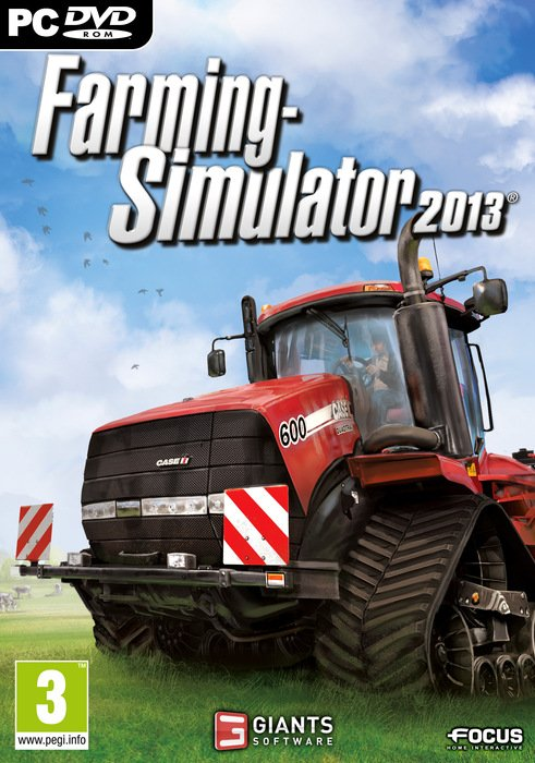 Farming simulator 2013 (English) (PC)