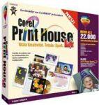 Corel Print House Magic 4.0 Classic (PC)