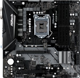 ASRock B360M Pro4 (90-MXB760-A0UAYZ)