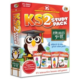 Avanquest computer Classroom at Home - KS2, Ages 9-11 (English) (PC)