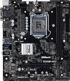 ASRock B360M-HDV (90-MXB730-A0UAYZ)