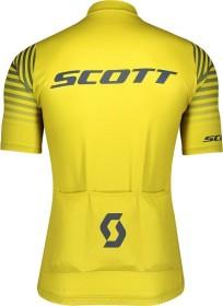 Scott RC Team 10 Trikot kurzarm lemongrass yellow/nightfall blue (Herren) (275280-6440)
