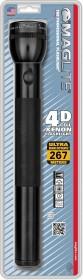MAG-LITE Maglite 4D Xenon torch black