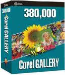 Corel: Gallery 380.000 (English) (PC)
