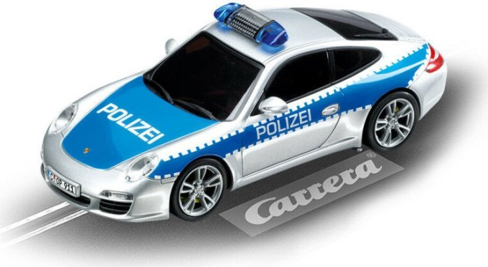 Carrera - Digital 132 Car - Porsche 911 Polizei (30467) -- via Amazon Partnerprogramm