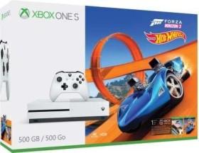 Microsoft Xbox One S - 500GB Forza Horizon 3 Hot Wheels Bundle weiß