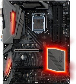 ASRock Fatal1ty B360 Gaming K4 (90-MXB6Y0-A0UAYZ)