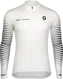 Scott RC Team 10 Trikot langarm weiß/schwarz (Herren) (275281-1035)