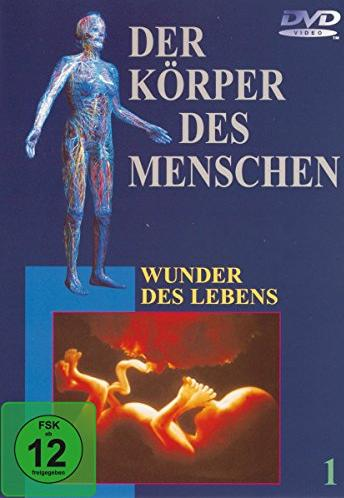 Der Körper des Menschen Vol. 1: Wunder des Lebens -- via Amazon Partnerprogramm