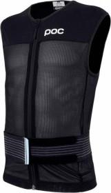 POC spine VPD System protector vest uranium black