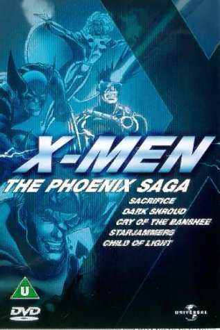 X-Men - Die Phoenix Saga (animation) -- via Amazon Partnerprogramm