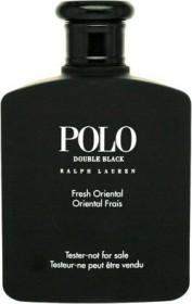 Ralph Lauren Polo Double Black Eau De Toilette, 125ml