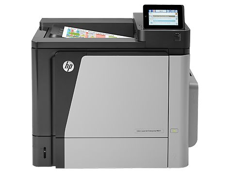 HP Color Laserjet Enterprise M651n, Farblaser (CZ255A)